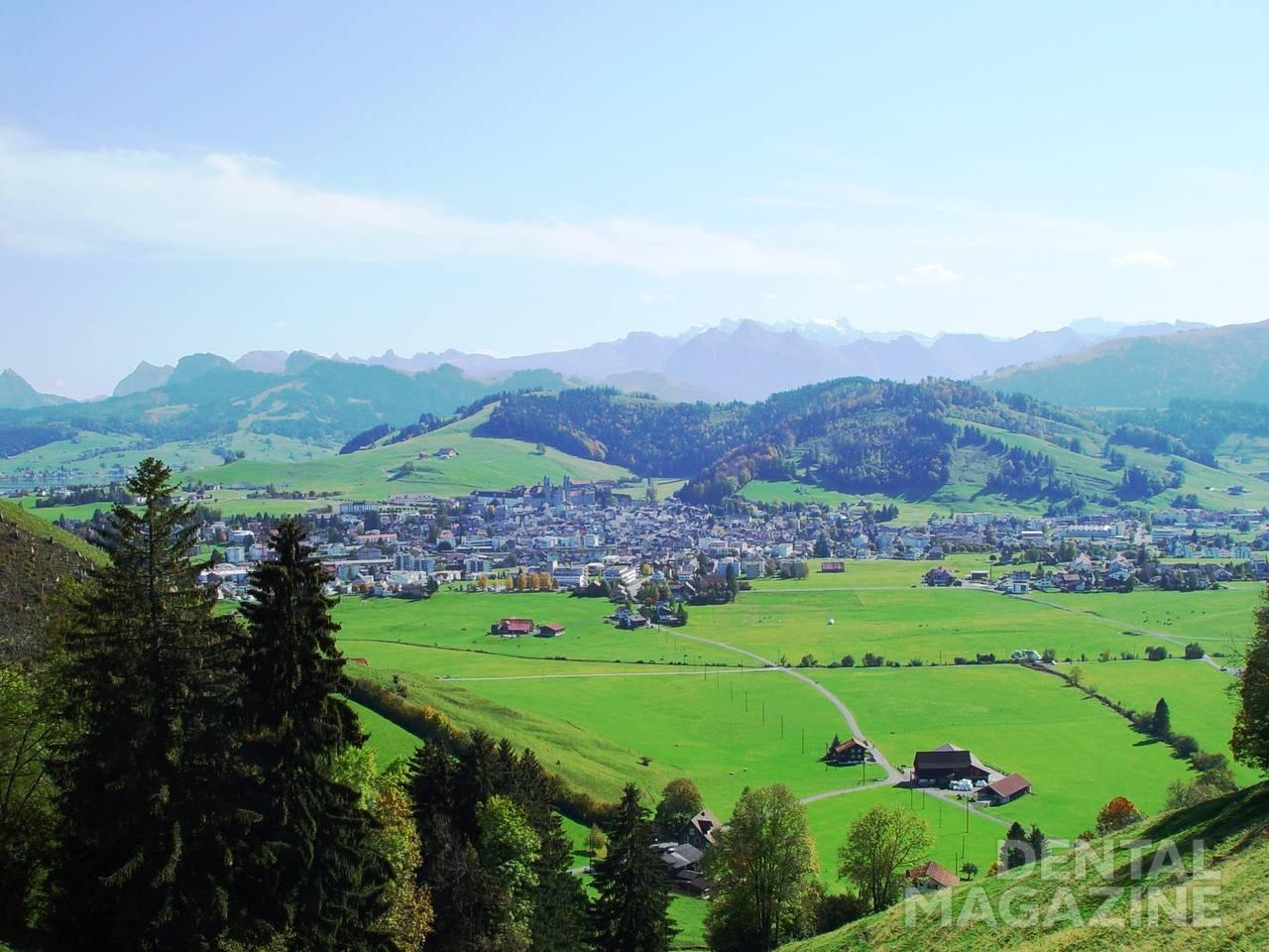 Айнзильден (Швейцария).